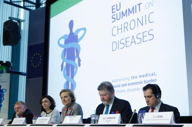 Chronic Diseases Summit, Brussels, 03-04/04/2014
