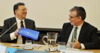 Visit of José Manuel Barroso, President of the EC, to Florence