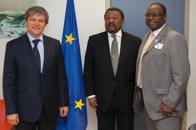 Visit of a delegation from the Forum for Agricultural Research in Africa to the EC