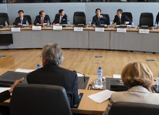 Sommet trilatéral biennal UE/États-Unis/Chine de la sécurité des produits de consommation, 19/06/2014