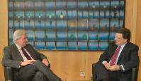Visit of Volker Bouffier, Minister-President of the Land of Hesse, to the EC