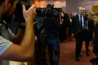"""Illustration of """"Hearing of Pierre Moscovici, Member designate of the EC, at the EP"""""""