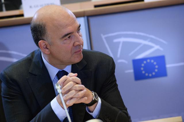 Audition de Pierre Moscovici, commissaire désigné de la CE