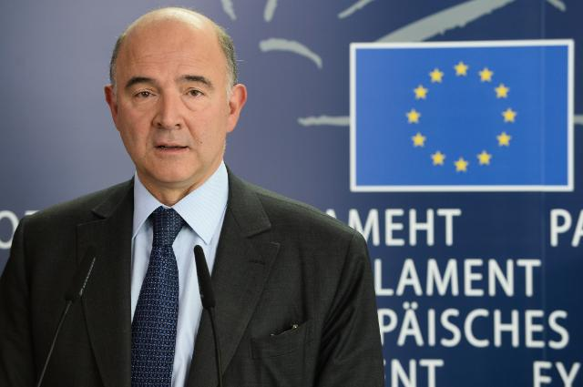 Hearing of Pierre Moscovici, Member designate of the EC, at the EP