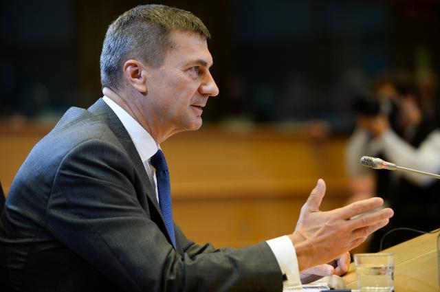 Audition d'Andrus Ansip, vice-président désigné de la CE, au PE