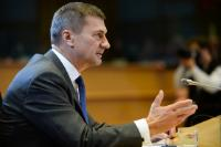Hearing of Andrus Ansip, Vice-President designate of the EC, at the EP