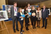 "Illustration of ""Awards ceremony of the 'Europe in my Region' photo competition"""