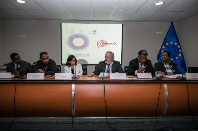 United Nations Climate Change Conference COP20/CMP10, Lima, 01-12/12/2014