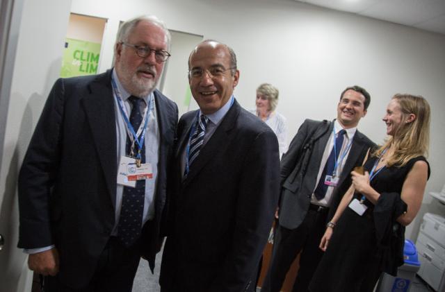 Conférence des Nations unies sur le changement climatique COP20/CMP10, Lima, 01-12/12/2014