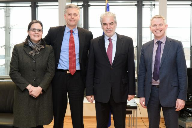 Visit of Mike Baker, CEO of World Animal Protection, to the EC