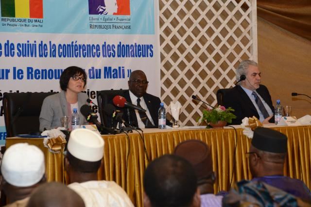 Visit by Christos Stylianides, Member of the EC, to the Sahel Region