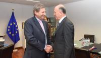 Visit of Achraf Rifi, Lebanese Minister for Justice, to the EC