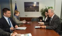 "Illustration of ""Visit of Pavlo Klimkin, Ukrainian Minister for Foreign Affairs, to the EC"""