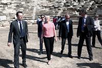 "Illustration of ""Visit of Corina Creţu, Member of the EC, to Greece"""