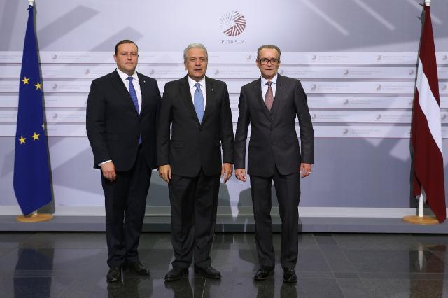 EU/US Justice and Home Affairs Ministerial Meeting, Riga, 02-03/06/2015