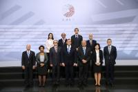 """Illustration of """"EU/US Justice and Home Affairs Ministerial Meeting, Riga, 02-03/06/2015"""""""