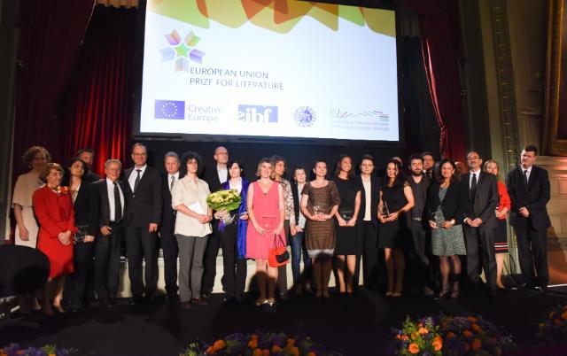 Presentation of the European Prize for Literature 2015