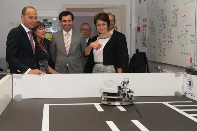 Visit of Marianne Thyssen, Member of the EC, to Portugal