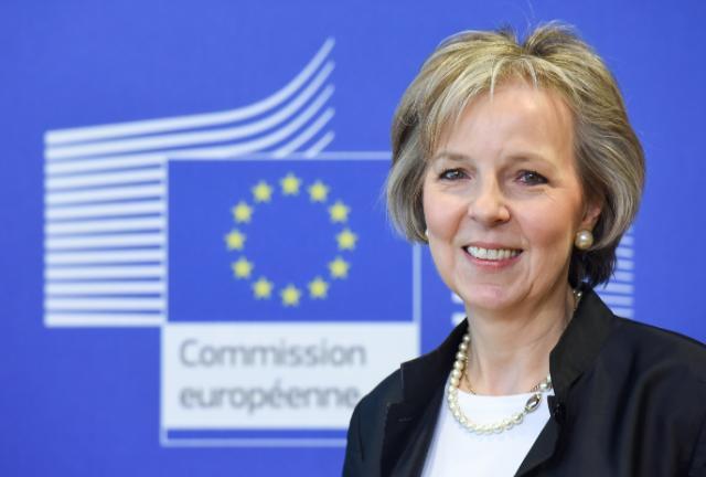 Marianne Klingbeil, directrice générale à la CE