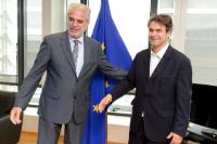 Visit of Mark Leonard, Co-Founder and Director of the ECFR, to the EC