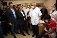 Visit of Johannes Hahn, Member of the EC, to Serbia