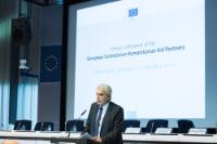 Participation of Christos Stylianides, Member of the EC, at the 2015 Annual Conference of the EC's Humanitarian Aid Partners