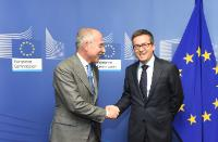 Visit of Francesco Starace, CEO and General Manager of ENEL, to the EC