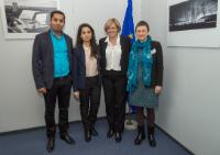 Visit of a delegation from NDI to the EC