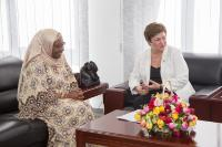 Visit of Kristalina Georgieva, Vice-President of the EC, and Neven Mimica, Member of the EC, to Ethiopia