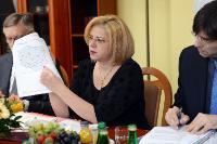 Visit of Corina Creţu, Member of the EC, to Poland