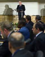 Participation de Neven Mimica, membre de la CE, à la réunion de haut niveau sur des solutions innovantes en matière de nutrition durable, de sécurité alimentaire et de croissance agricole inclusive