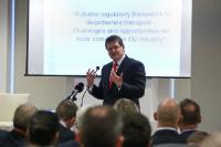 Participation de Maroš Šefčovič, vice-président de la CE, à la conférence 'Un cadre réglementaire approprié pour décarboniser les transports - Défis et opportunités pour une industrie européenne plus concurrentielle'