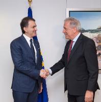Visite de Ömer Çelik, ministre turc des Affaires européennes, à la CE