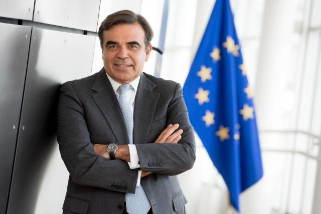 Margaritis Schinas, Chief Spokesperson of the EC