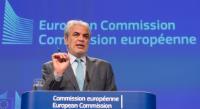 Conférence de presse de Christos Stylianides, membre de la CE, sur la signature d'un contrat entre ECHO et le Programme alimentaire mondial (PAM) en faveur des réfugiés en Turquie