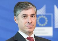 Carlos Martin Ruiz de Gordejuela, Spokesperson at the EC