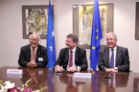 Visit by Dimitris Avramopoulos, Member of the EC, to New York