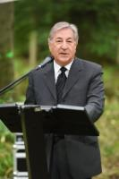 Participation of Karmenu Vella, Member of the EC, in the ceremony to lay the first stone of Ecoduct in Groenendaal, Belgium
