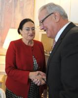 Visit by Neven Mimica, Member of the EC, to Poland