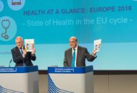Joint press conference by Vytenis Andriukaitis, Member of the EC, and Ángel Gurría, Secretary General of the OECD, on the