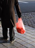 Fine plastic bags