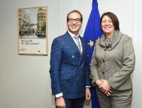 Visit of Alexander Dobrindt, German Minister for Transport and Digital Infrastructure, to the EC