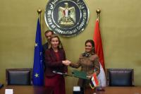 Visit of Federica Mogherini, Vice-President of the EC, to Egypt