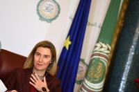 Visit of Federica Mogherini, Vice-President of the EC, to Egypt