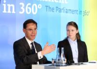 Visit of Jyrki Katainen, Vice-President of the EC, to Germany