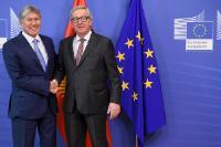 Visit of Almazbek Atambaev, President of Kyrgyzstan, to the EC