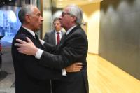 Visit of Marcelo Rebelo de Sousa, President of Portugal, to the EC