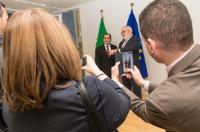 Visit of Noureddine Boutarfa, Algerian Minister for Energy, to the EC