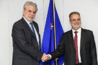 Visit of Abdel Malak al-Mekhlafi, Yemeni Deputy Prime Minister and Minister for Foreign Affairs, to the EC