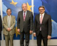 Visit of Anisul Huq, Bangladeshi Minister for Law, Justice and Parliamentary Affairs, and Mohammed Shahriar Alam, Bangladeshi Minister of State for Foreign Affairs, to the EC